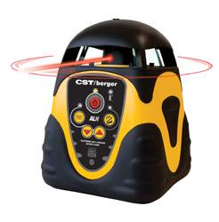 CST/berger ALHV-G Inter Pac Horizl/Vert Green Beam Rotary Laser