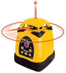 CST/berger LM1000X Tripod/Rod Pac Horizl/Vert Rotary Laser