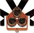 CST/berger 63-2600 Triangular 0/-30mm Triple Tilt Prism w/targ