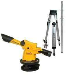 CST/berger 54-136K 20X Transit-Level Kit w/ Tripod & Rod