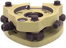 CST/berger 61-4635BLK Tribrach w/ Laser Plummet, Black
