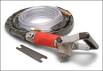 MK Diamond 1503 AIR Kit Wet Polishing