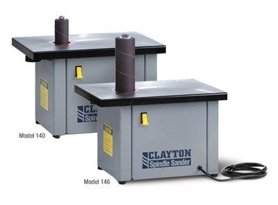 Clayton Model 140 Bench Top Spindle Sander