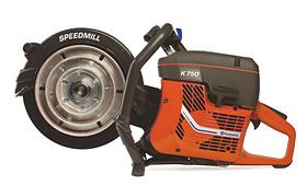 Husqvarna K750 Speedmill 4