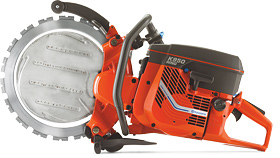 Husqvarna K960 Ring Saw Gas-Powered