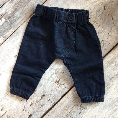 Pantalon Coton Effet Jean (G)