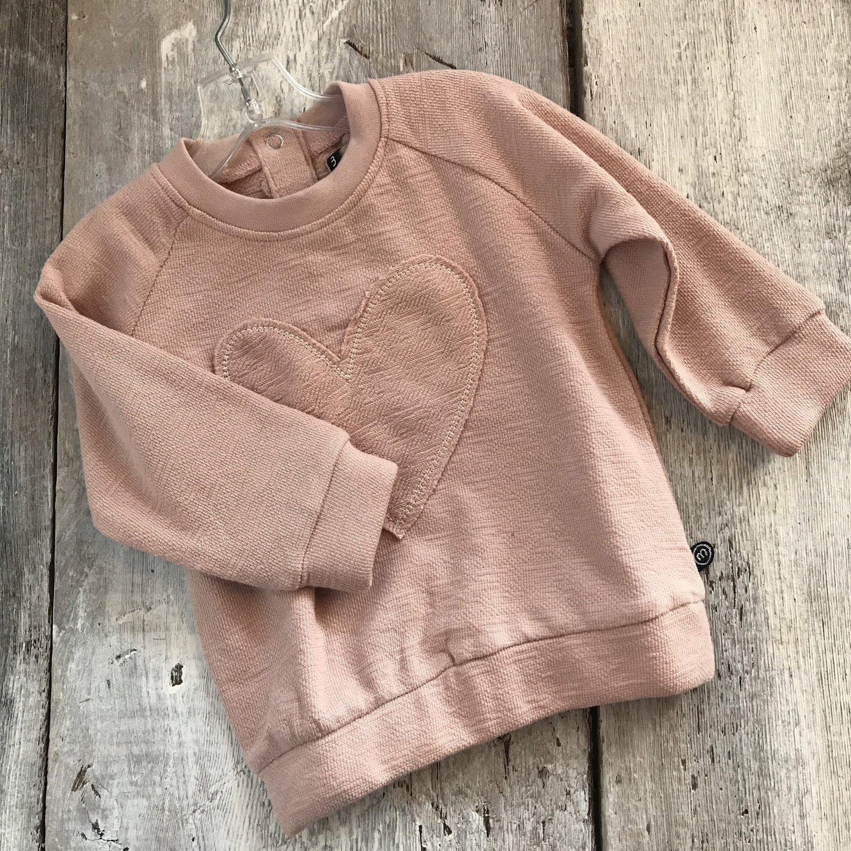 Sweat-shirt Cœur
