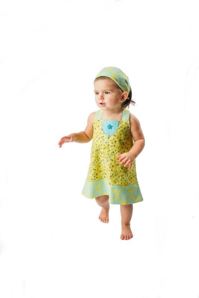 Vêt.bébé (0-24 mois) Monde à l'an Vert