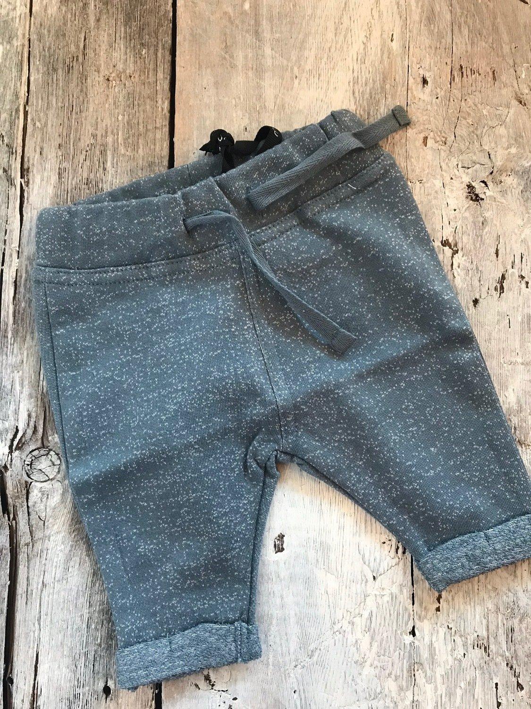 Pantalon Bleu 110854