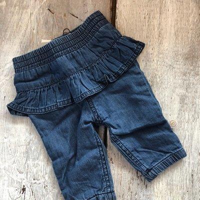 Pantalon Denim Souple 110898