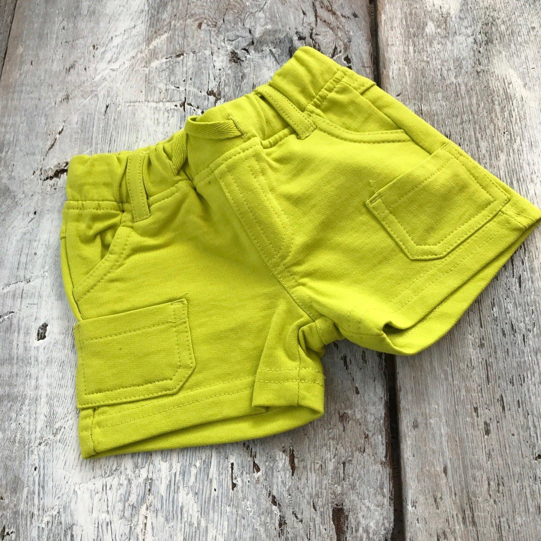 Short Vert Lime