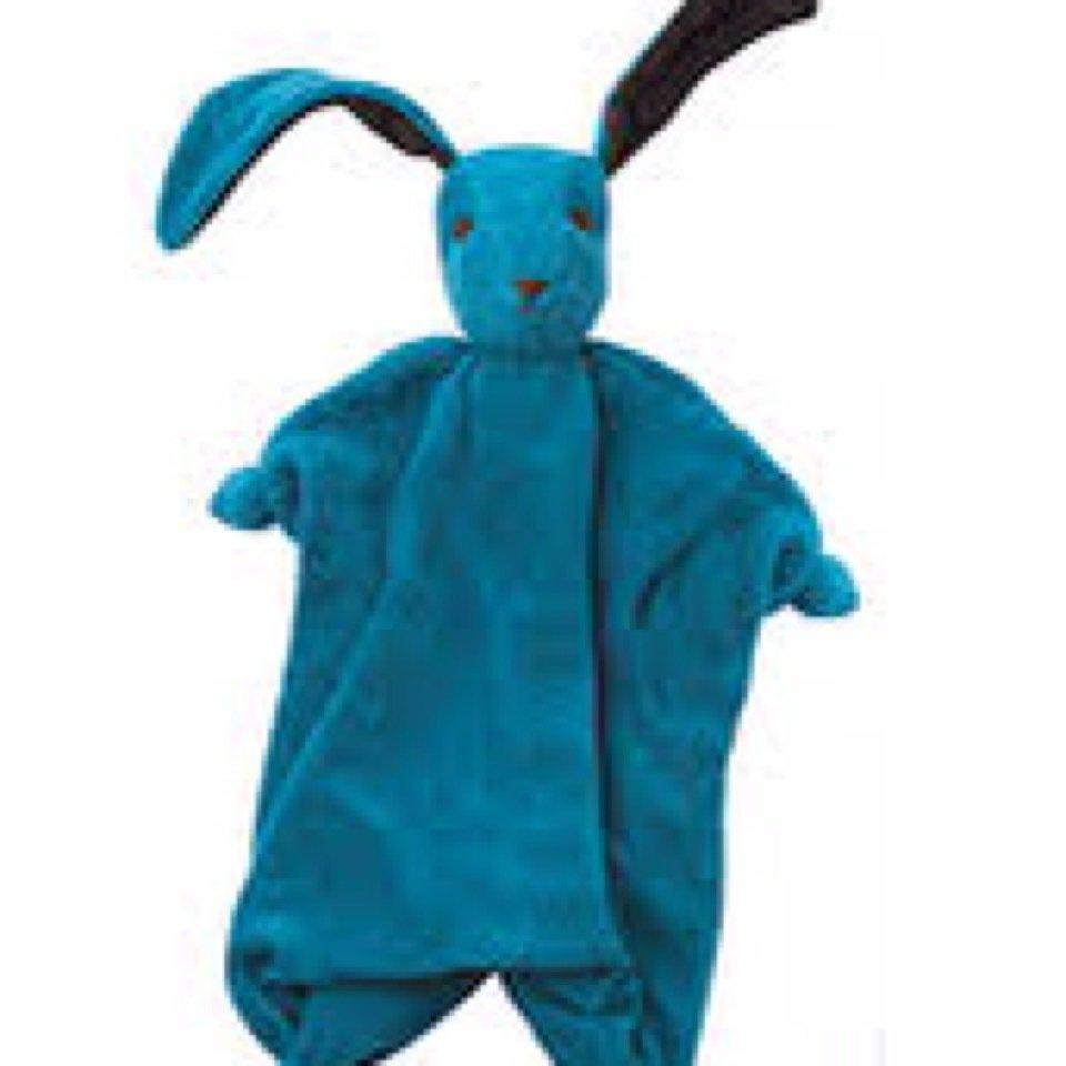 Lapin Tino Bleu