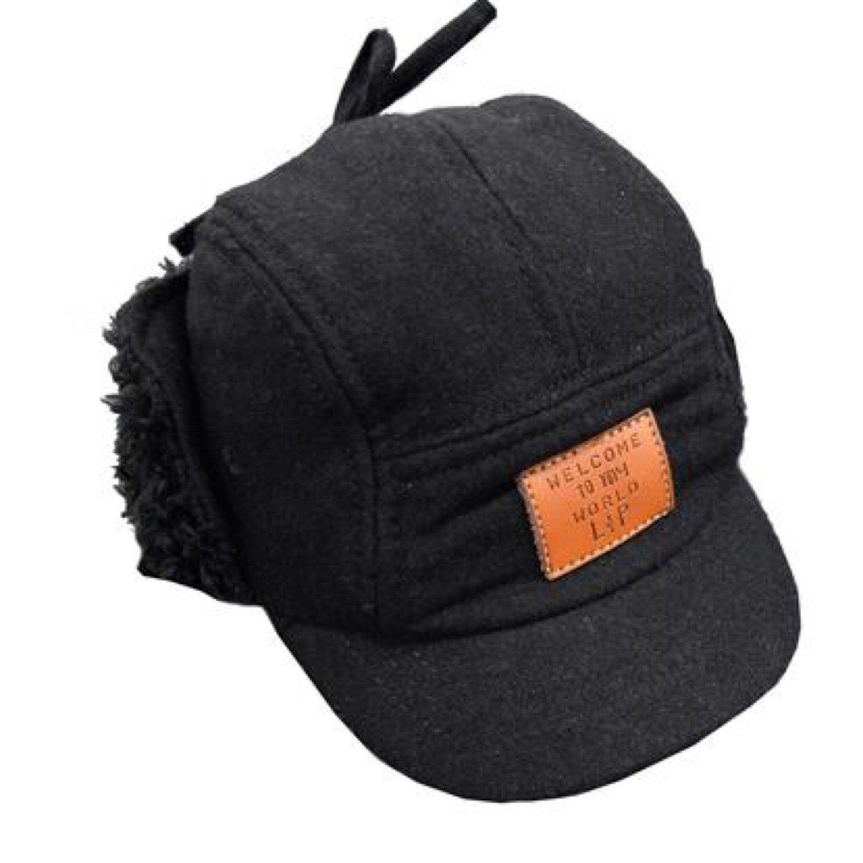 Chapeau Hiver Noir