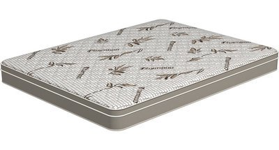 rv mattress short queen inner spring gel memory foam pillow top 60 x 74 - Short Queen Mattress