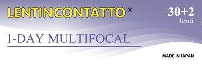 1 DAY Lentincontatto® MULTIFOCAL - 30+2 lenti a contatto giornaliere 75483