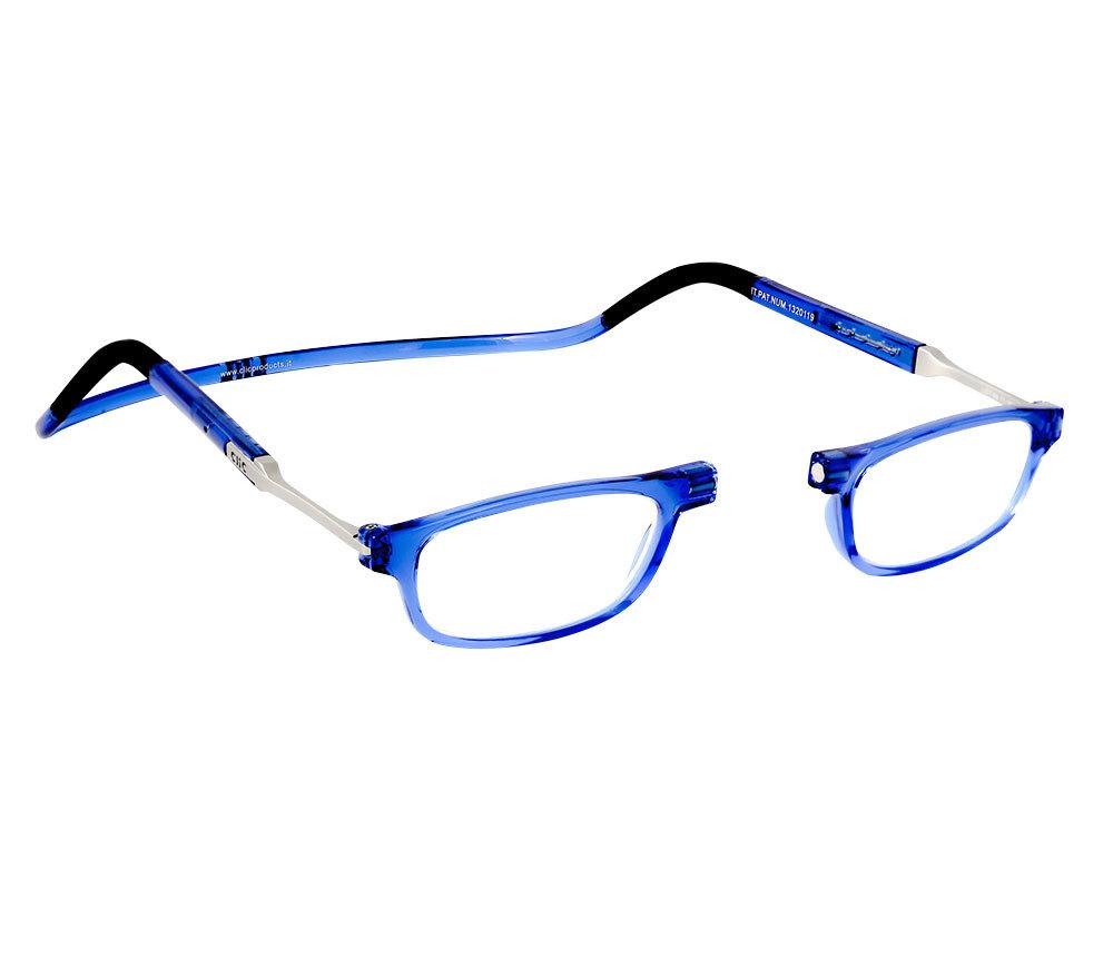 e0e2f54853acb CliC Flex Rectangular XL - Gli originali occhiali con calamita
