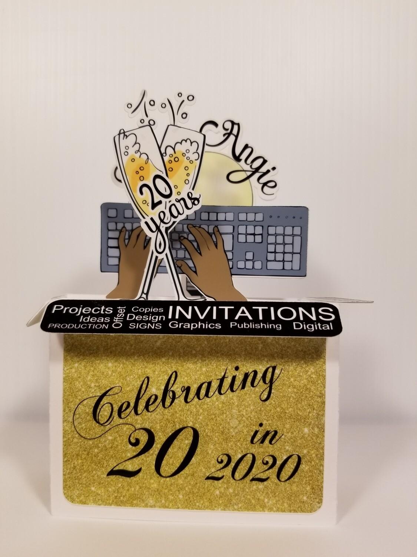 CUSTOM 20 in 2020