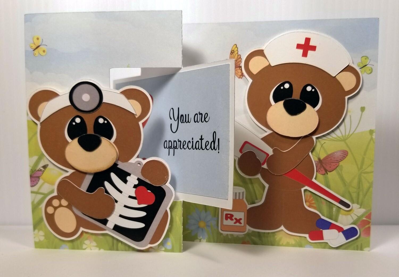 First Responder Appreciation cards