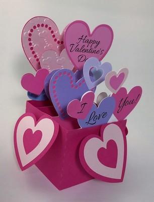 Happy Valentine's Day - Hearts Galore!