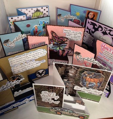 CUSTOM KEEPSAKE CARDS - Let us design one JUST FOR YOU