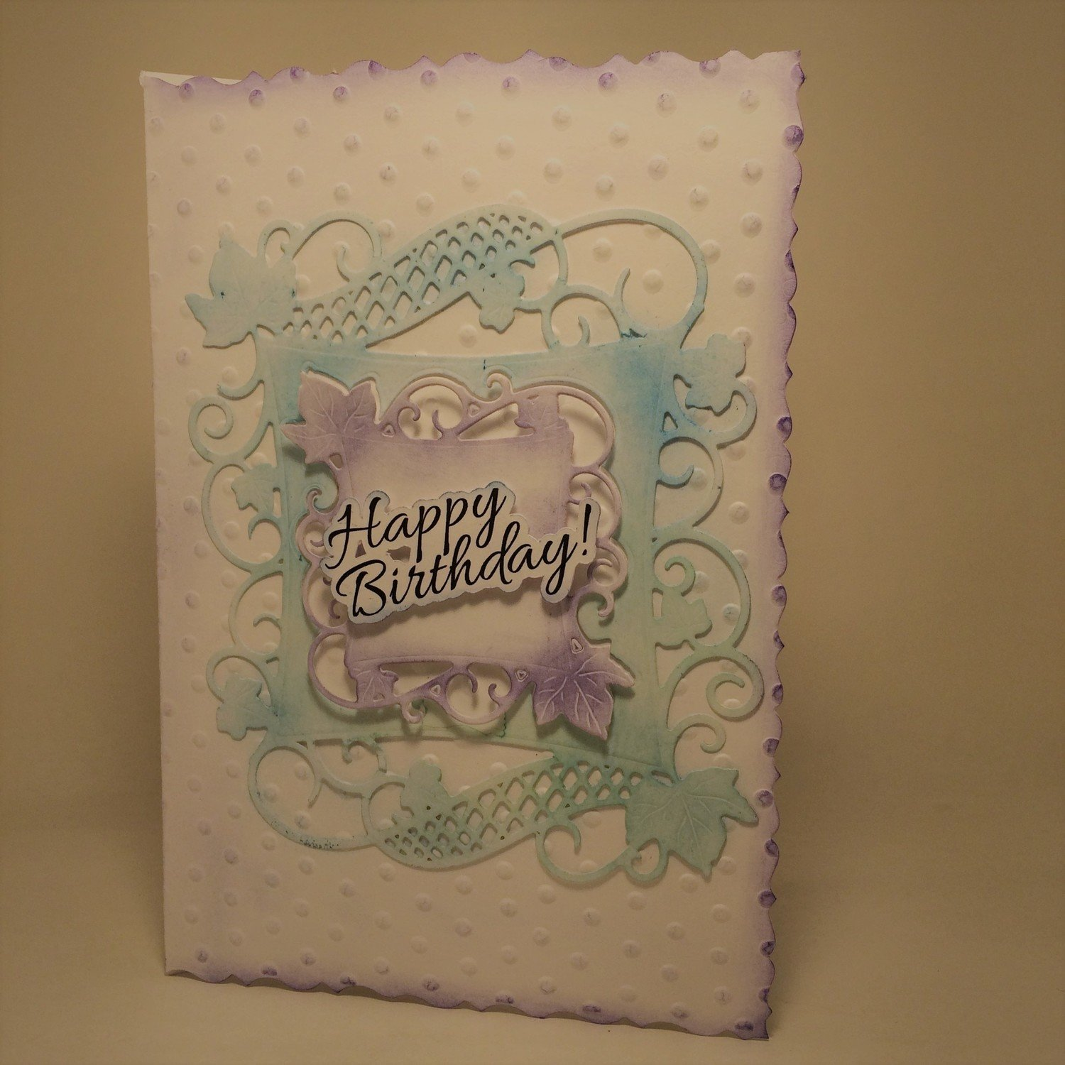 Birthday or Wedding card - you help create it.