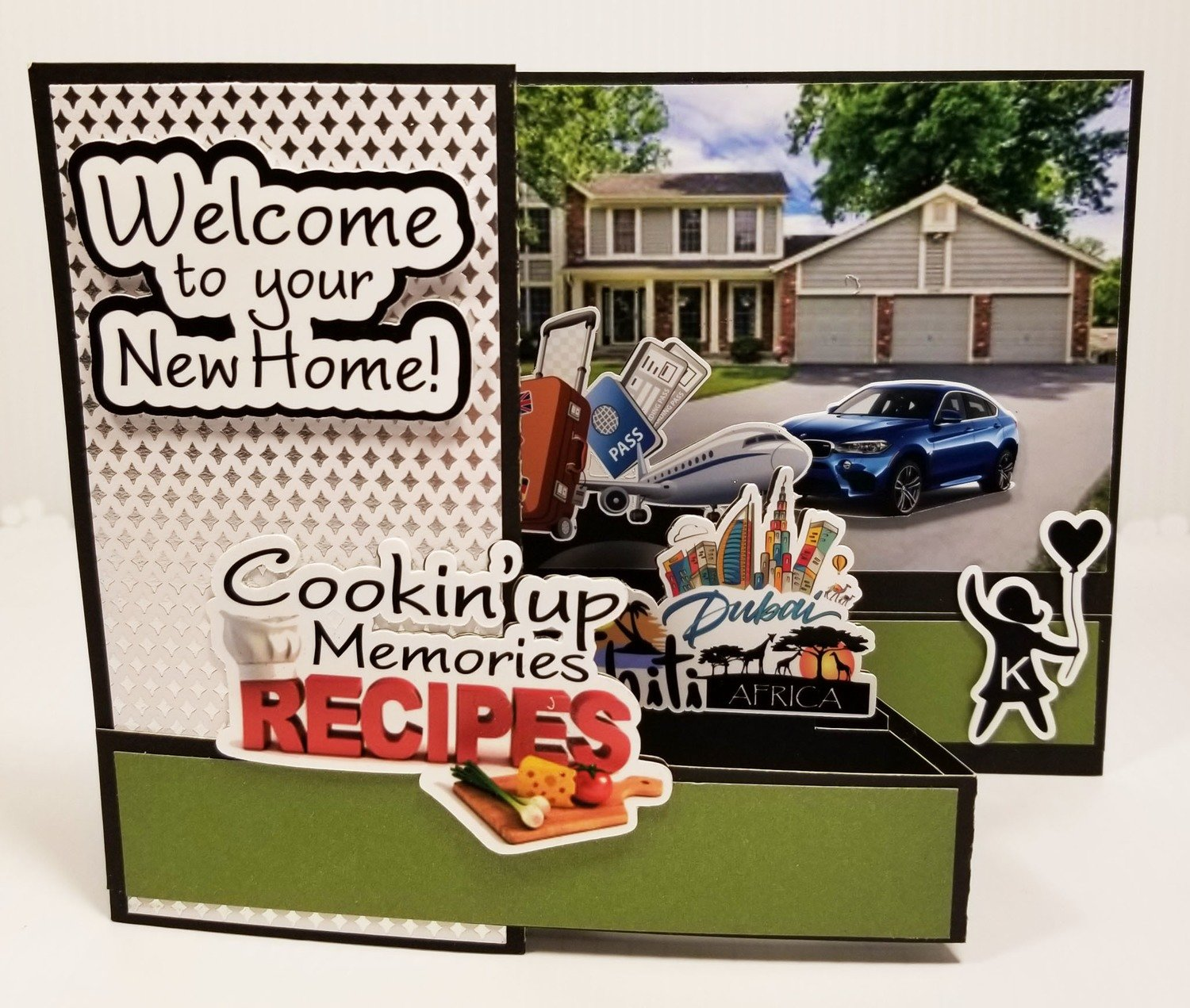CUSTOM New Home Card
