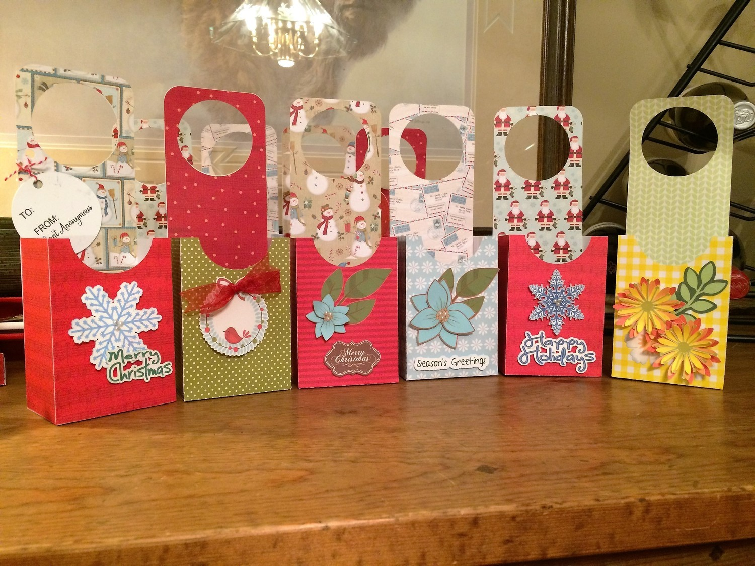 Door Hanger Gift Boxes