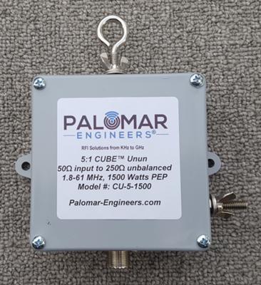 5:1 Baluns/Ununs - Palomar Engineers®