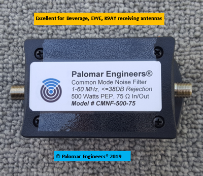 AM Broadcast RFI Kits - Palomar Engineers®