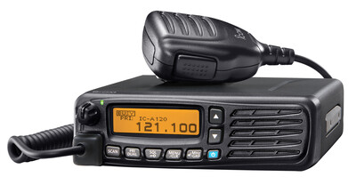 Icom A120 VHF Aircraft Transceiver RFI Kit - 2 Noise Reduction Filters