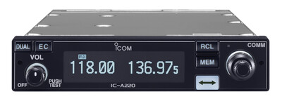 Icom A220 A220T VHF Aircraft Transceiver RFI Kit - 2 Noise Reduction Filters