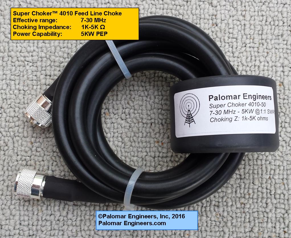 Super Choker™ 4010 Core Kit Only - DIY Your Own Choke SC4010CK