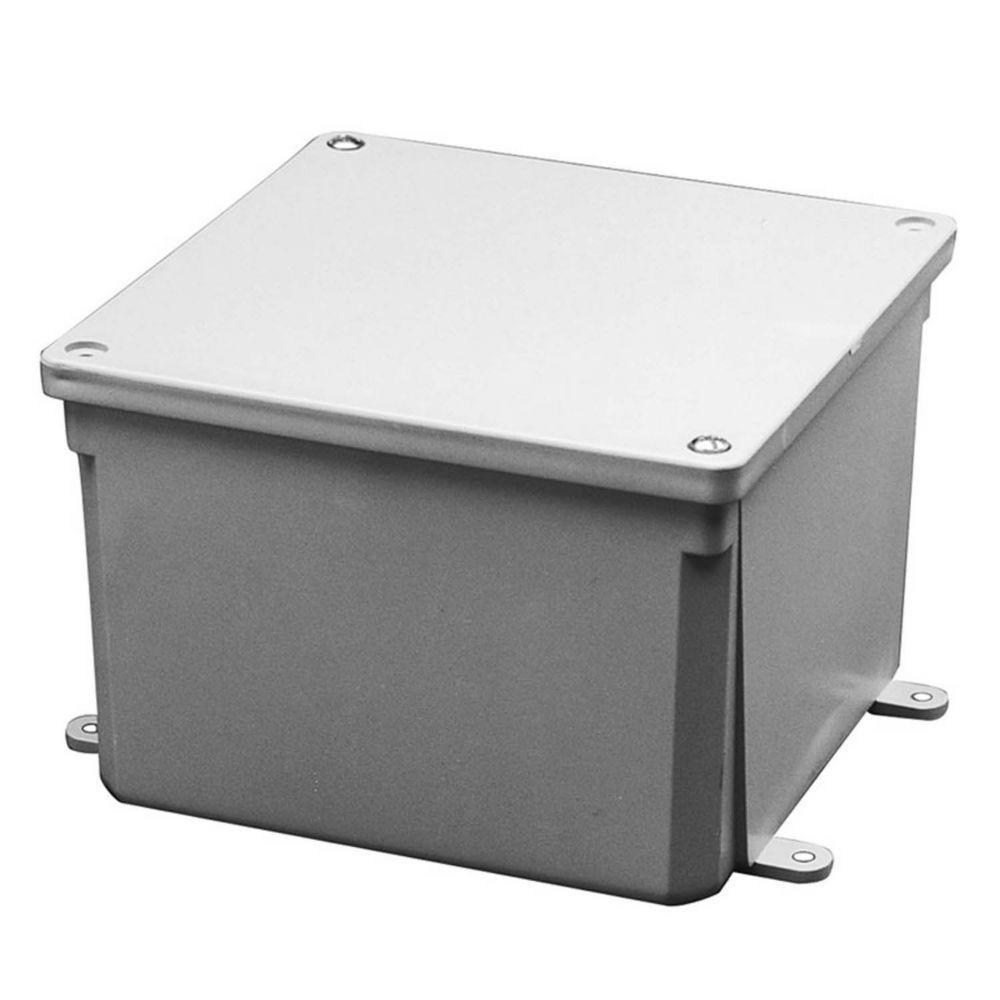 "Enclosure Box - 4"" x 4"" x 2"" CB-Box-1"