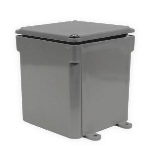 "Enclosure Box - 4"" x 4"" x 4"" CB-Box-2"