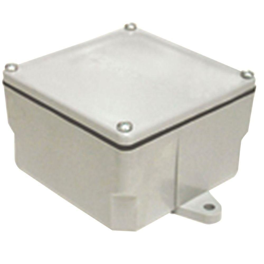 "Enclosure Box - 4.375"" x 4.375"" x 2.375"" CB-Box-1"