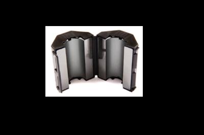 Ferrite Mini Snap On Combo Pack, Mix 75, RFI Range 150 KHz-10 MHz - 6 filters
