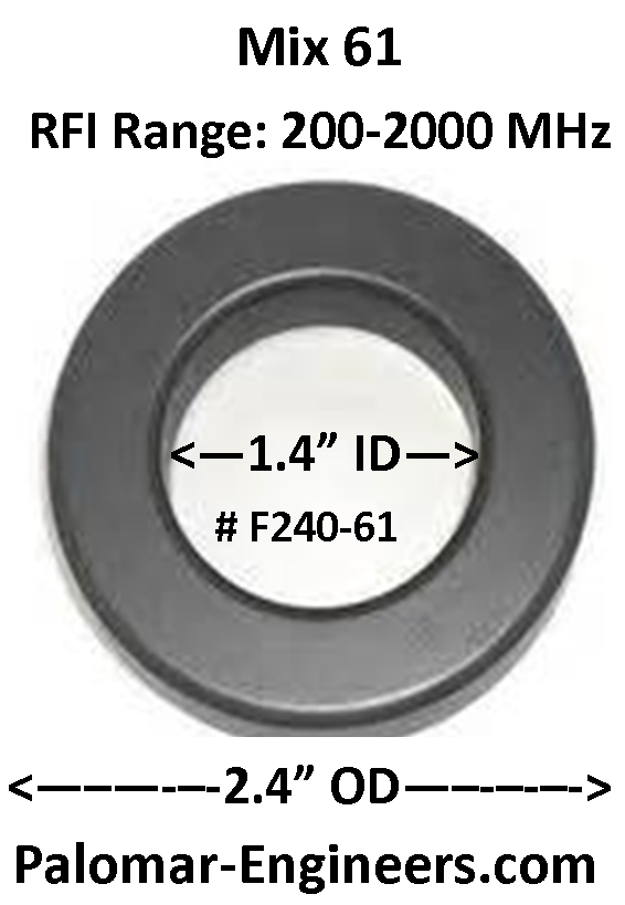 FT240-61, ID=1 4
