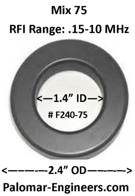 FT240-75, ID=1.4
