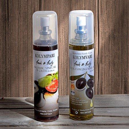 Balsamic Vinegar Spray/Extra Virgin Olive Oil Spray 0155-0156