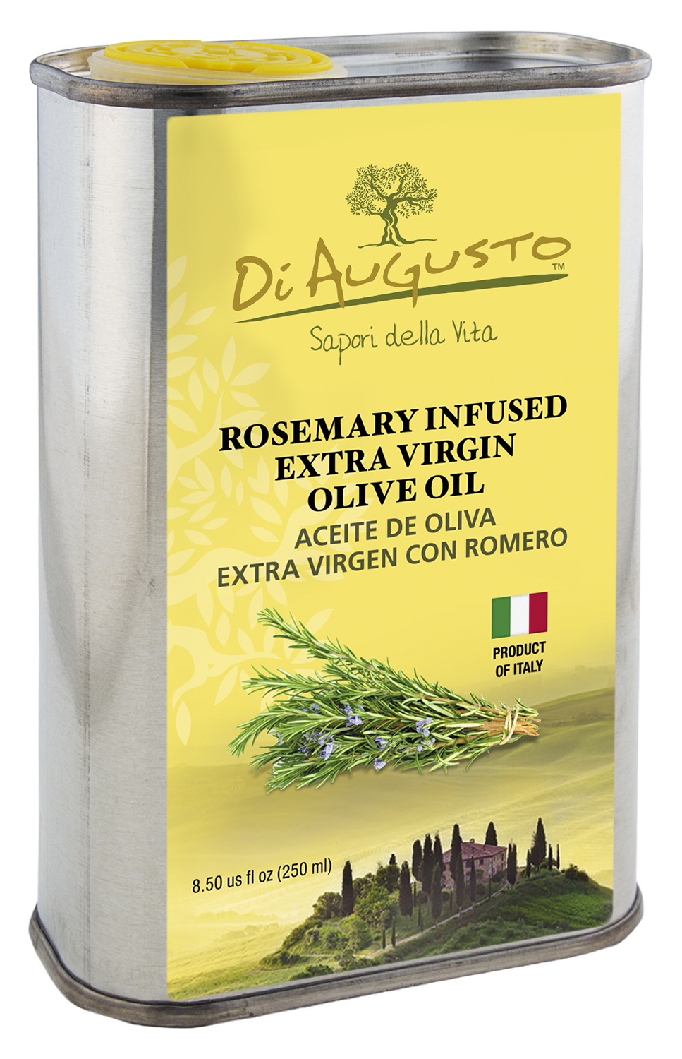 Frantoio Augusto Infused Oil - Rosemary 0122