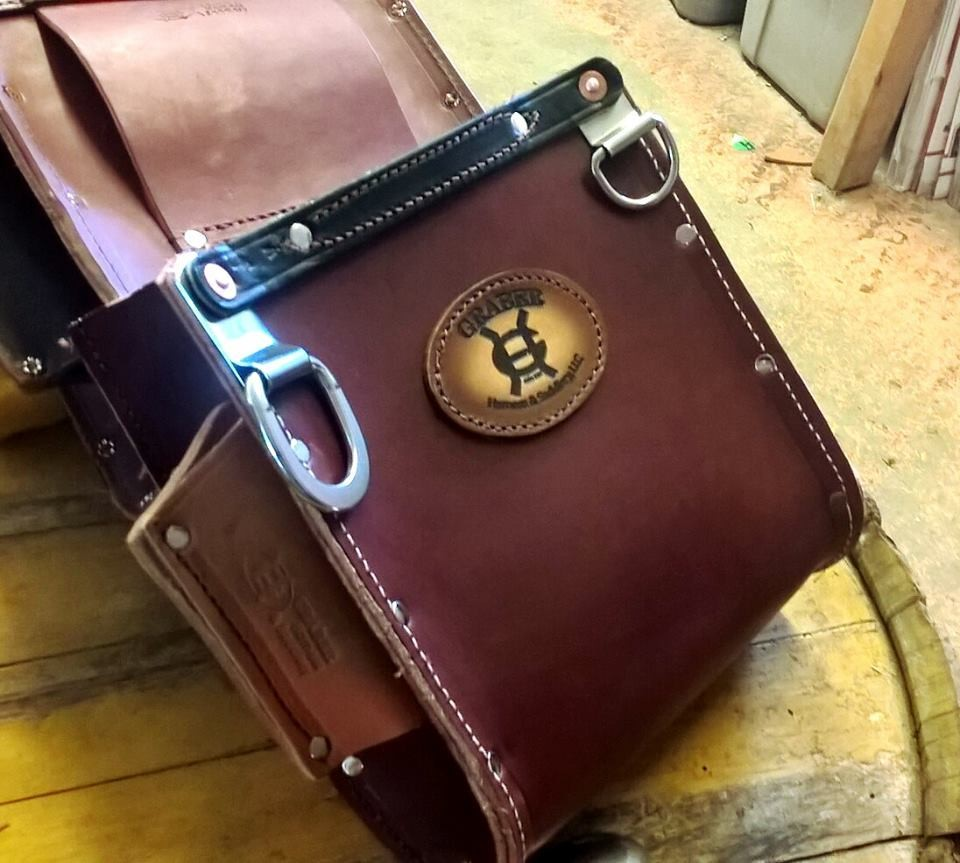 Graber Bolt Bag - The Aristocrat