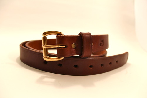 "11/4"" Graber Leather work Belt"