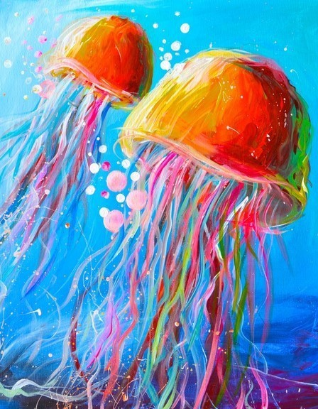 Paint pARTy at Heyfield Top Pub, May 21, 6-9pm