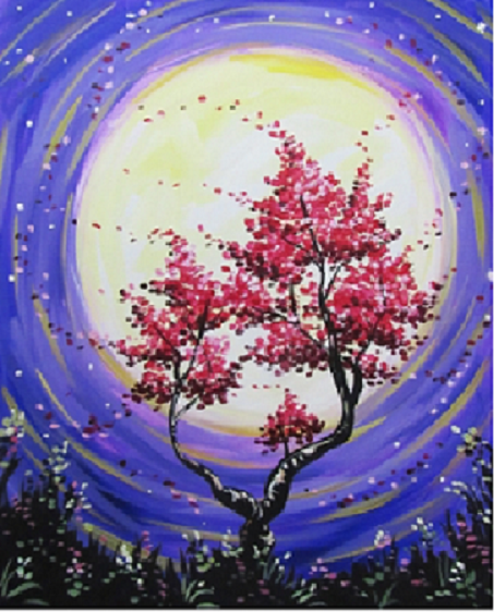 Paint pARTy at The Great Northern, Thu 16th May, 6-8:30pm