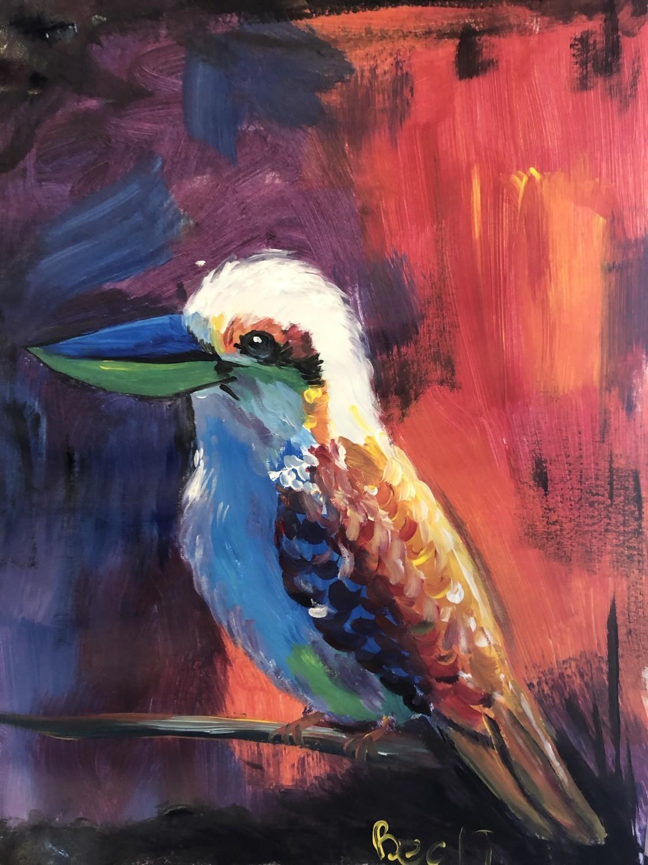 Paint pARTy at Aztec, Fri Aug 2, 5:30-7:30pm