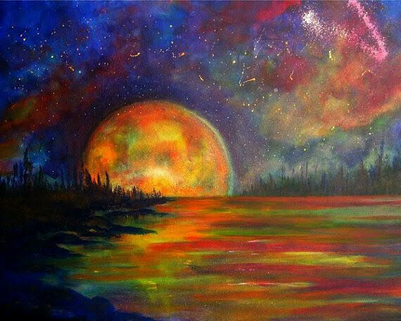 Paint pARTy at Manning River Hotel, Friday Sept 20th 7-9pm