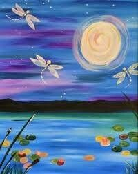 Paint pARTy at Star Hotel, Wednesday Oct 9th 6-9pm