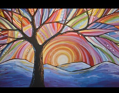 Paint pARTy at Greenhouse Tavern, Mon 23rd Sept, 6-8pm