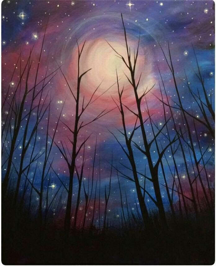 Paint pARTy at Sawtell Hotel, Tues 1st October, 6-8pm