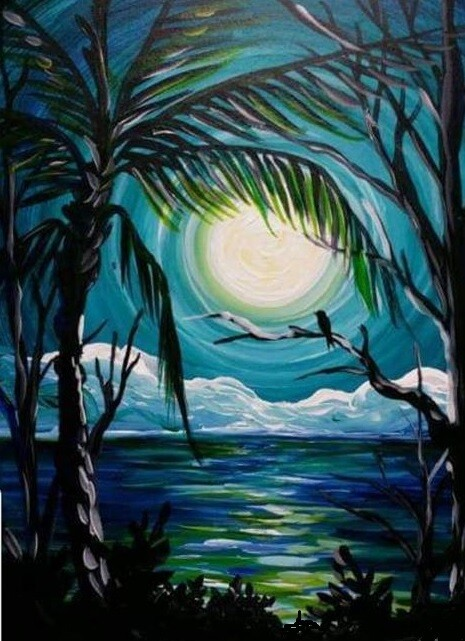Paint pARTy at Heyfield Top Pub, Sept 3, 6-9pm